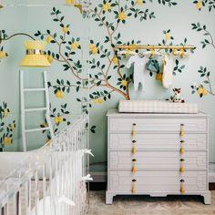 Here S What Trending This Week In The Nursery Spearmint Babynursery Neutralneutral Nurseriesroom Wallpaperproject