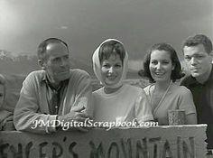 James MacArthur, Maureen O'Hara, Henry Fonda