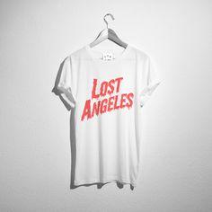 Los Angeles Tee / by Adrian Riemann