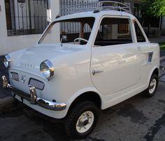 Sadece 300 Arjantin'de üretilen 1960 Dinarg D200