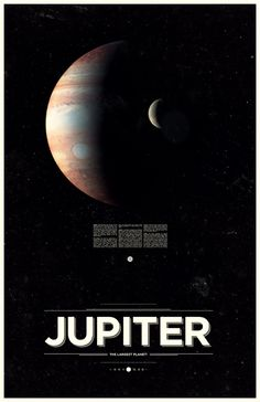 ♥ Ross Berens: Under the Milky Way posters - Jupiter