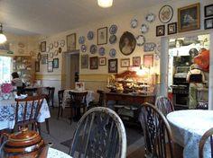 Clarinda's Tea Room on the Royal Mile, Edinburgh, Scotland
