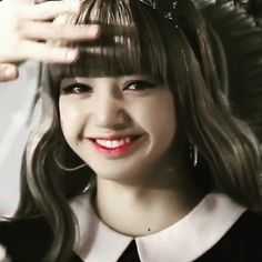 I can't Her smile is so so cute #lisa #lisamanoban #lalisa #lalice…