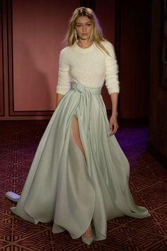 Brandon Maxwell Spring 2018 Ready-to-Wear Collection Photos - Vogue