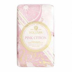 Voluspa - Pink Citron Shea Butter Soap
