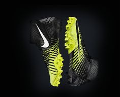 """Nike Football Accelerates Innovation with 3D printed """"Concept Cleat"""" for Shuttle"""
