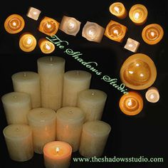 Our 4 inch wide pillar candles are perfect for decorating and gifting. Shop Shadows Studio 4 inch giant and large pillar candles today. Giant Candles, Large Pillar Candles, Rustic Candles, Flickering Candle, Rustic Patio, Shadows, Tub, Relax, Friends