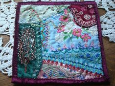 hanky panky crazy quilts