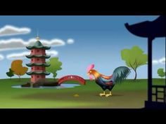 """My Little Chicken"" - Beethoven's Wig featuring Richard Perlmutter's lyrics, and Smiley Guy Studios animation!"