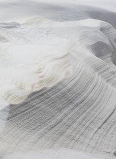 Weisser Sand - poetisch