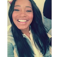 Congratulations to the beautiful KeKe Palmer on becoming Broadway's first black Cinderella!