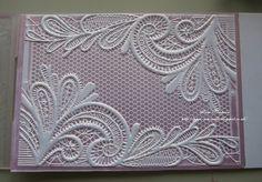 pamscrafts: Ornate Lace..