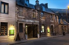 Hotel du Vin & Bistro Edinburgh - Hotels.com - Hotel rooms with reviews. Discounts and Deals on 85,000 hotels worldwide