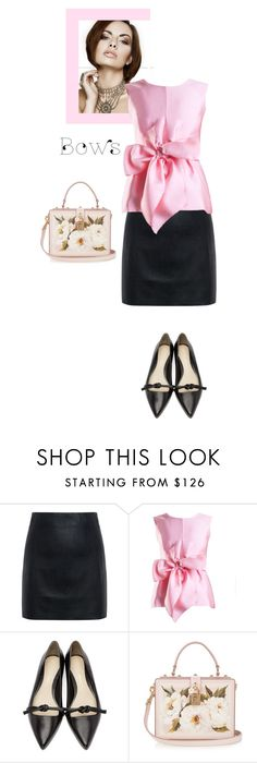 """""""Untitled #833"""" by veronica7777 ❤ liked on Polyvore featuring McQ by Alexander McQueen, Yanny London, 3.1 Phillip Lim and Dolce&Gabbana"""