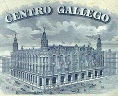 Gran Teatro de La Habana, antiguo Centro Gallego 458 Paseo de Martí, Havana 10600, Cuba