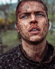 Ivar the Boneless, Alex Høgh Andersen, Vikings