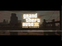 Grand Theft Auto III Rage Classic - Trailer # 1