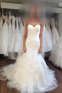 Pronovias Pronovias Everything I ever wanted in a wedding dress!!!!<3