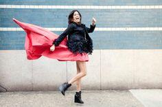 Man Repeller #blogger #leandramedine #nyc #fashion #manrepeller