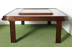 Unique, Large Scale Cocktail Table by Paul László — DONZELLA