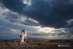 Dramatic skies make for cool photos!