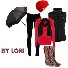"""""""Rainy Day"""" by lori-347 on Polyvore"""