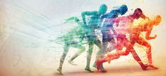 runners art | image courtesy of http wallpapersgroup net