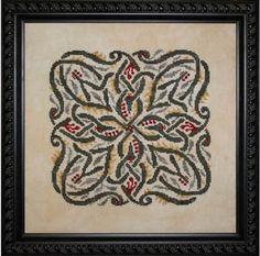 Willow Berries - Cross Stitch Pattern