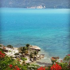 The Bay of our Beautiful Jacmel, South of Haiti.