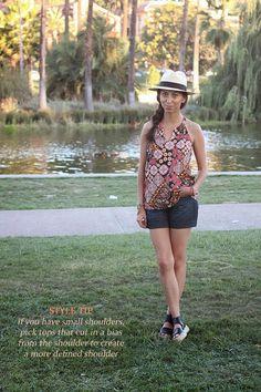A Summer Picnic | Adri Lately