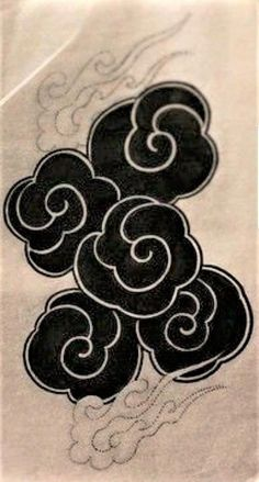 I truly appreciate the pigments, lines, and depth. This is definitely an exceptional tattoo design if you really want a I truly appreciate the pigments, lines, and depth. This is definitely an exceptional tattoo design if you really want a Tattoo Sketches, Tattoo Drawings, Body Art Tattoos, New Tattoos, Japanese Cloud Tattoo, Japanese Sleeve Tattoos, Cloud Tattoo Design, Blackout Tattoo, Art Asiatique
