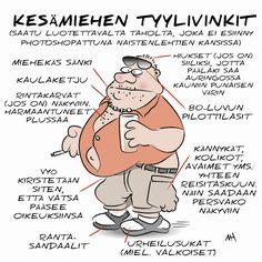 Ihana suomalainen mies