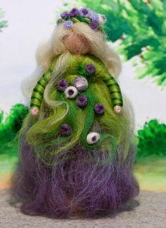 fruehlingsfee, wool, jahreszeitentisch, felt, märchenwolle, waldorf