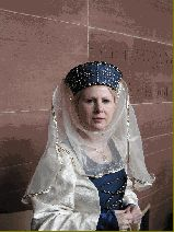 NOBLE LADY OF 1350