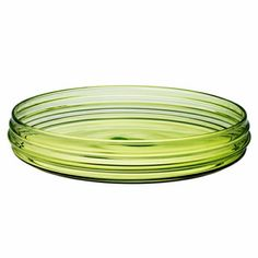 "Marimekko ""Socks Rolled Down"" Green Serving Platter - Would this work in coffee table?"