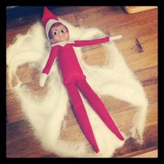 The Best DIY and Decor Place For You: Elf on the shelf Christmas idea