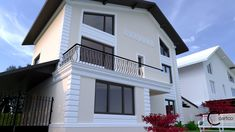 Interior Exterior, Home Interior Design, Fence Wall Design, House Wall, Facade House, Design Case, Home Fashion, Front Design, House Design