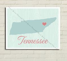 8.5x11 | INSTANT DOWNLOAD | Knoxville, TN - Wall art | Typographic Poster |Digital File | Printable