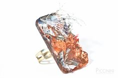 Anello sclusivo del artista Italiano Andrea Valentino Piccinini AVP per il brand di disegno e creazione gioielli di arte da indossare #art   #artist   #wear   #wearables   #arttowear   #gioielli   #newyork   #modena   #italy   #italian   #italianfood   #expo2015   #expomilano2015   #milano   #roma   #losangeles   #jewelry   #women   #girls   #gift   #luxury   #upcycling   #piccinini1953   #arte   #moda   #vestire   #bag      http://www.piccinini1953.com/shop