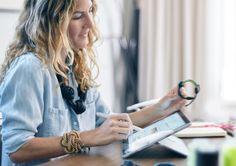 Surface Pro 4, uma nova maneira de trabalhar.