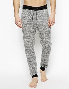 ASOS+Slim+Fit+Lounge+Sweatpants+in+Grey