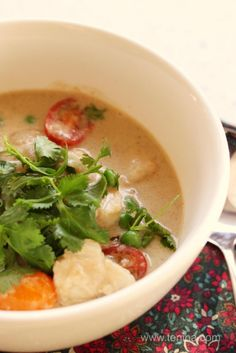 Photo of Monkfish Coconut Green Curry - Wow so tasty monkfish recipes Thermomix Recipes Healthy, Healthy Eating Recipes, Cooking Recipes, Seafood Recipes, Soup Recipes, Yummy Recipes, Monkfish Recipes, Best Curry, Green Curry