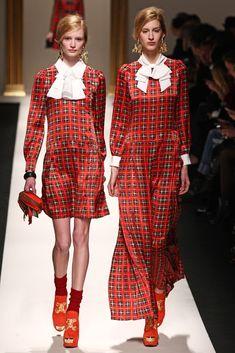 Moschino by Rossella Jardini Fashion Show, Fall/Winter 2013