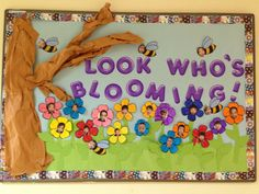 Board Decoration Ideas For School - is Most Creative - The Architecture Designs Kindergarten Bulletin Boards, Birthday Bulletin Boards, Spring Bulletin Boards, Classroom Bulletin Boards, March Bulletin Board Ideas, Classroom Pictures, Classroom Door, Classroom Design, Classroom Ideas