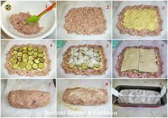 Meatloaf stuffed baked recipe step by step Blog Flavors & Fragrances Fantasy