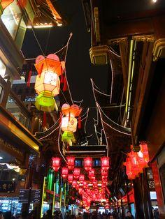 Shangai China via Flickr.