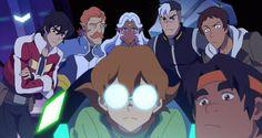 Voltron: Legendary Defender - Pidge is our ... Space .... Genius?