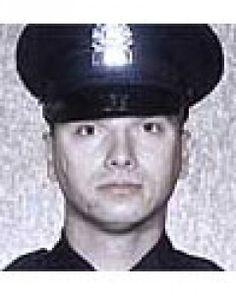 Police Officer Michael T. Scanlon, Detroit Police Department, Michigan