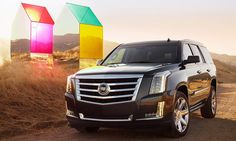 Cadillac reveals the 2015 Escalade, new lord of the bling ring | Motoramic - Yahoo Autos