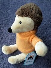 Jellycat Toastie Hedgehog Soft Toy New with Tags Cuddly Christmas Gift